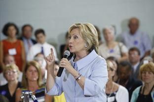 Immagine Clinton